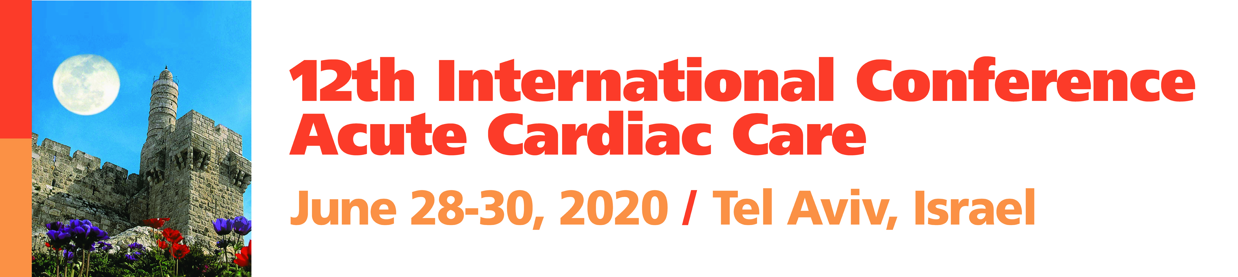 12th International Conference on Acute Cardiac Care – 2020
