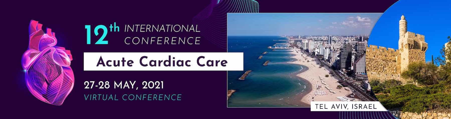 12th International Conference on Acute Cardiac Care – 2021